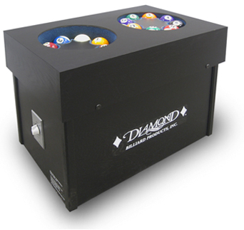 Diamond Billiards Europe Ball Polishers