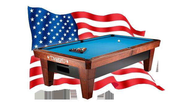 Diamond Billiards Europe - Diamond smart table for sale